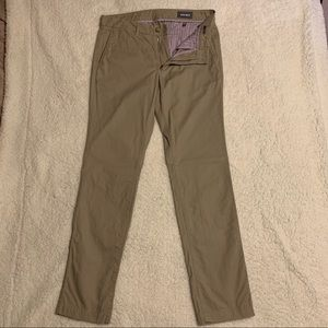 Bonobos Washed Chinos 31x32 Tailored Fit